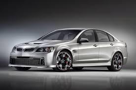 2009 pontiac g8 gxp auto cars concept