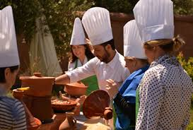 chef en cuisine workshop cuisine chef tarik marrakech cooking classes morocco