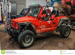 jeep buggy frankfurt sept 2015 quadix buggy 1100 presented at iaa intern