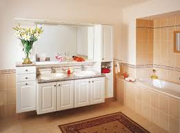 Bathroom Decor Ideas 2014 Astounding Cute Bathroom Decorating Ideas With White Sinks On The