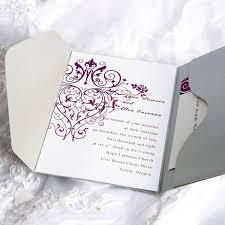 regency wedding invitations top 5 color combination ideas for purple weddings