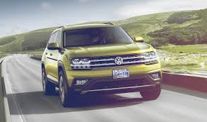 new volkswagen car first ride 2018 volkswagen atlas prototype