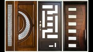 Door Design Top 60 Modern Wooden Door Designs For Home 2018 Plan N Design