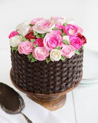 Flower Cakes 714 Best Flowers Leaves And Trees In Cookies Cakes And