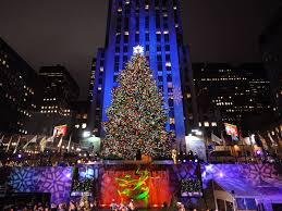 Rockefeller Tree Rockefeller Center Selects Tree Midtown Manhattan Ny Patch