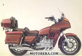 honda gold wing aspencade gl1100a motorcycles