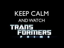 Keep Clam Meme - how to make a transformers prime keep calm meme youtube