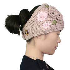 knit headbands 15 winter knit pattern headbands for women 2015 2016