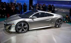 acura supercar avengers acura nsx concept u2013 news u2013 car and driver