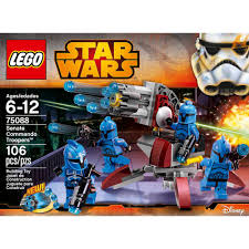 lego star wars senate commando troopers walmart com