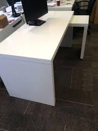 Malm Computer Desk Desk Ikea Borgsjo Corner Desk Computer White Desk Ikea Malm