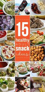 15 healthy snacks skinnytaste
