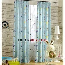 boys light blue tie lovely baby girls and boys light blue cute kids room curtains buy