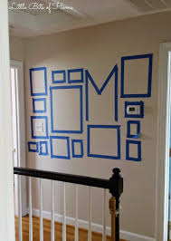 Paint Colors For Hallways And Stairs by Best 25 Stairway Wall Decorating Ideas On Pinterest Stair Decor
