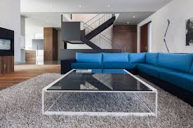 Modern Glass Coffee Tables Living Room Decoration Square Glass Top Coffee Table Design With