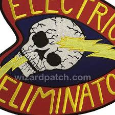 best patch wizard patch embroidered custom aussie made biker patches badges
