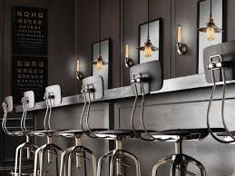 kitchen lighting modern kitchen with industrial track pendant