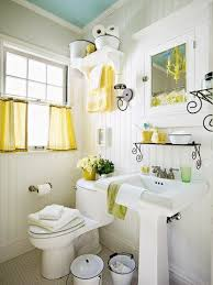 yellow bathroom ideas bright and yellow ideas for bathroom decoration