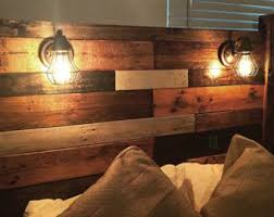 20 Diy Faux Barn Wood Finishes For Any Type Of Wood Shelterness by Best 25 Reclaimed Wood Headboard Ideas On Pinterest Diy Wooden