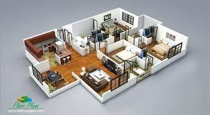 free 3d floor plans plans 3d floor plans 3d model free alexwomack me