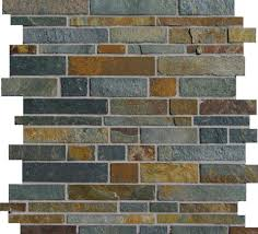 Slate Backsplash In Kitchen When Or If I Ever Get To Put In This Style Of Slate This Is What