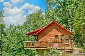 one bedroom cabin rentals in gatlinburg tn honeymoon cabin pigeon forge with hot tub sugar plum