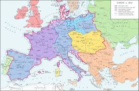 Map Of Europe After Ww1 by Europe In 1812 Under The French Empire 2293x1512 Mapporn