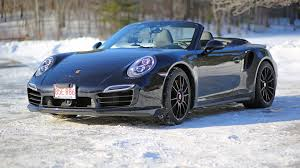 porsche convertible porsche 991 911 turbo s cabriolet review youtube