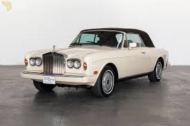 bentley corniche convertible classic 1979 rolls royce corniche cabriolet roadster for sale