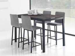 table de cuisine moderne tables hautes cuisine meuble salle a manger moderne maison boncolac