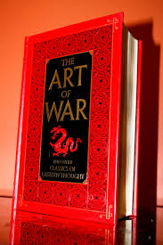 the art of war leather bound youtube