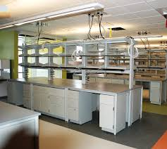 Science Lab Benches Steel Laboratory Casework Design And Install
