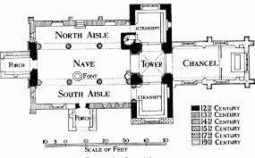 All Saints Church Floor Plans by Parishes Cuddesdon History