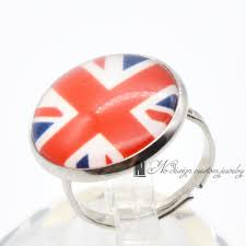 England Flag Round Buy British Flag Rings And Get Free Shipping On Aliexpress Com