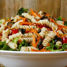 ingredients the best rotini pasta salad recipe recipe4living