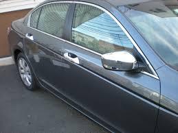 honda accord trim levels 2012 honda accord chrome door handle mirror cover trim package 08 2012