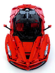 lamborghini lego lego technic ferrari laferrari the lego car blog