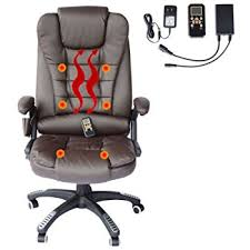 Computer Desk Chair Amazon Com Gentherm Heated And Cooled Executive Office Chair Hc