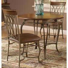 36 dining room table hillsdale furniture montello 3 piece old steel dining set