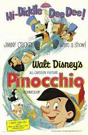 pinocchio characterizations book disney film kid lit uf