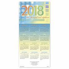 welcome 2018 calendar cards deluxe