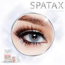 black contact lenses halloween spartax grey original is a famous contact lens from thailand you
