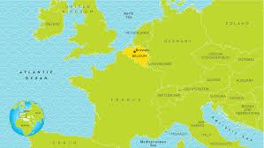 physical map of belgium physical map of belgium ezilon maps tearing on the europe ambear me