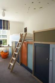 Stairs For Loft Bed Bunk Bed Steps Shelves Great Idea For Younger Kids Who Have