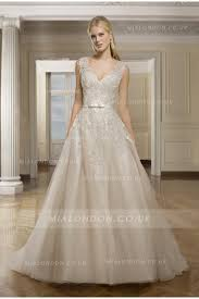 lace wedding dresses uk simple a line wedding dresses and gowns uk at mialondon from top