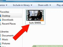 3 ways to add subtitles to a movie video on vlc wikihow