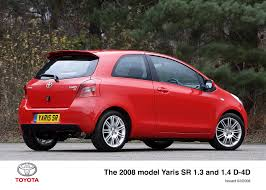 toyota yaris sr a winning recipe toyota uk media site