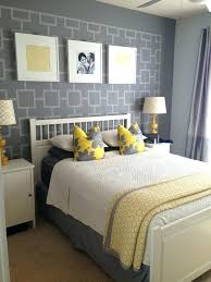 gray bedroom decor yellow bedroom yellow bedroom decor trendy carpeted and gray floor