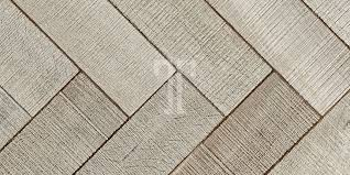 brooklyn herringbone white 2 ply 20mm engineered handmade wood