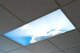 In Ceiling Light In The Ceiling Lights Led Panel Light Fixture X Shown Installed In